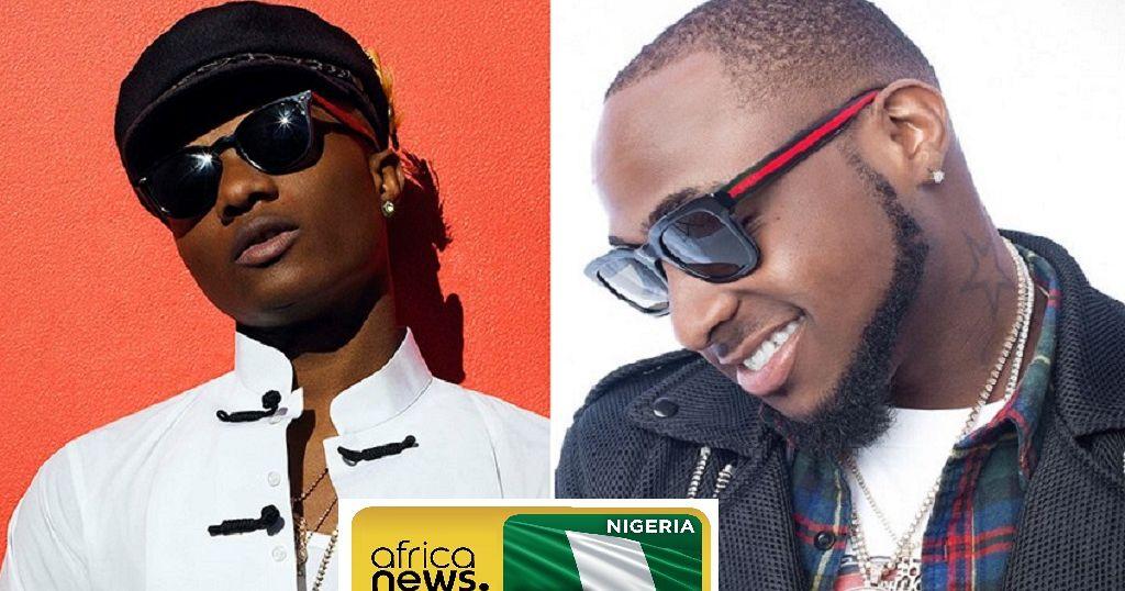 Nigeria's Davido, Wizkid declare political allegiances | Africanews