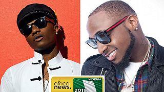 Nigeria : Davido et Wizkid prennent position dans le débat électoral