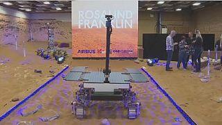 Rosalind, le robot qui va chercher des traces de vie sur Mars