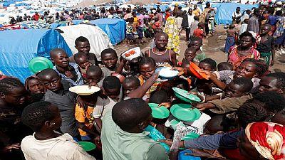 Vague de réfugiés du Soudan du Sud dans le nord-est de la RDC