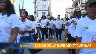 Sierra Leone declares national emergency over rape [The Morning Call]