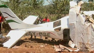 Kenya light aircraft crash kills 5