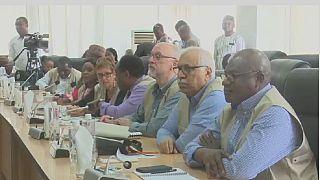 Commonwealth observers in Nigeria