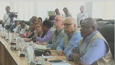 Commonwealth observers in Nigeria