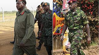 Is Uganda's Museveni grooming his son to be Commander-in-Chief?
