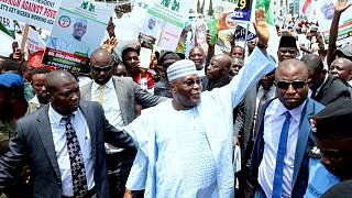 Atiku touts business experience as Nigeria campaigns end