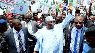 Atiku touts business experience as Nigeria campaigns end