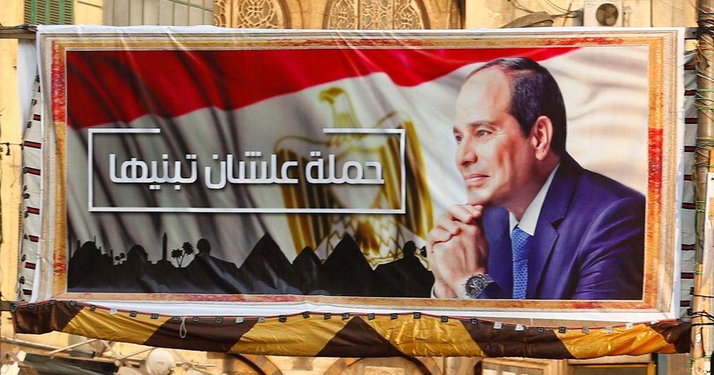 Egypt's Al-Sisi gets legislative backing to stay till 2034