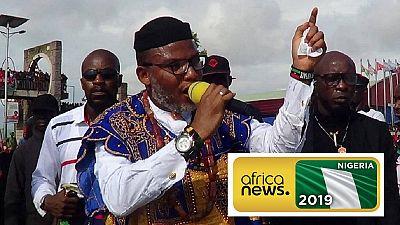 Élections au Nigeria : le groupe sécessionniste biafrais renonce au boycott