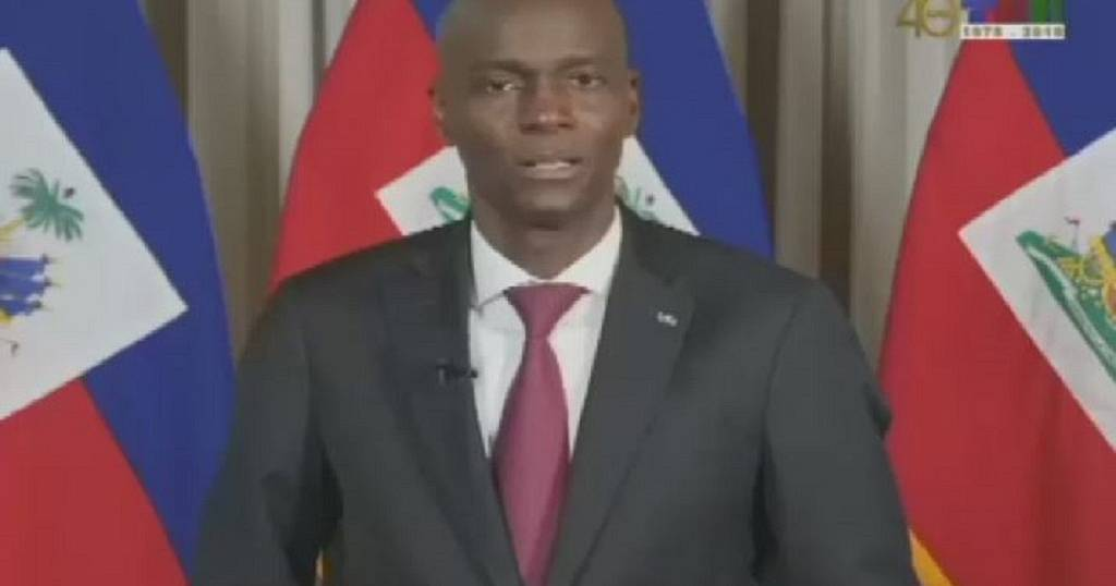 Haitian President breaks silence after a week of violent protest