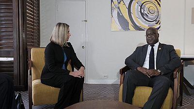 RDC : Tshisekedi souhaite la levée des sanctions de l'UE visant des pro-Kabila