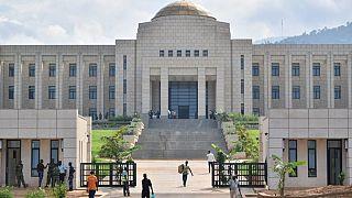 Le Burundi reçoit son nouveau palais présidentiel offert par la Chine