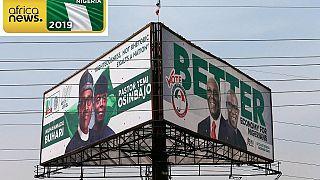 Présidentielle au Nigeria : fin de la campagne électorale
