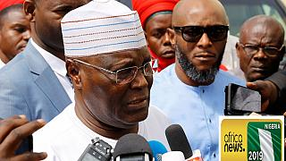 Nigeria poll delay: Atiku, Buhari urge voters to 'remain calm'
