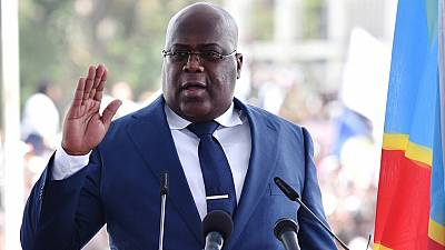 DRC's Tshisekedi wants 'reduced and better armed' UN peacekeepers