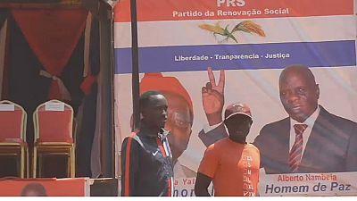 Guinée-Bissau : début de la campagne des législatives