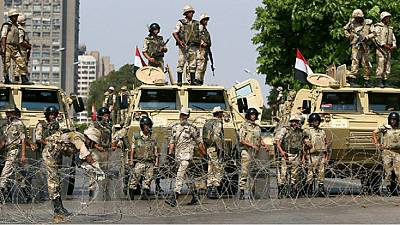 Egypte : 15 militaires morts et sept djihadistes présumés tués