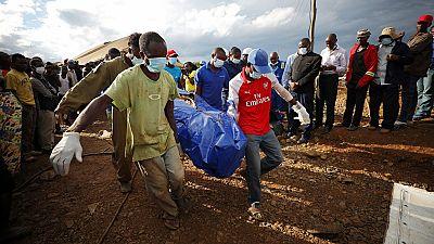 Zimbabwe : 22 corps des mineurs retirés des puits