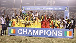 CAN-U20 : premier sacre pour le Mali, l'Afrique du Sud prend la 3e place
