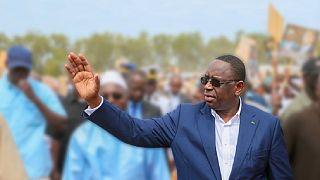 Présidentielle au Sénégal : Macky Sall vise une réélection au premier tour
