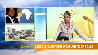 Senegal: Campaigns on final stretch [The Morning Call]