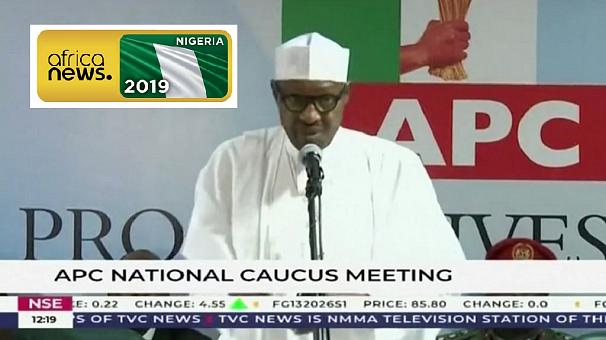 Nigeria poll delay angers Buhari, urges voters to turn out on Feb. 23
