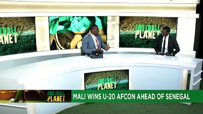 AFCON U-20: Mali crowned champions