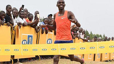 Uganda's Kiplimo eyes slot at IAAF Championships in Denmark