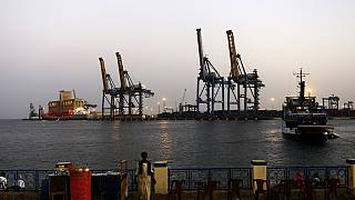 Workers strike at Port Sudan container terminal over concession deal