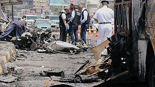 Egypte : deux policiers tués dans une explosion au Caire