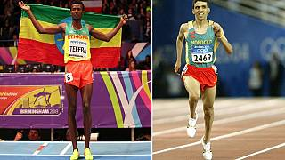 Ethiopian runner, 19, shocked he smashed Guerrouj's 22-year record