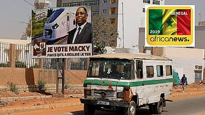 Senegalese president Macky Sall hopes to secure final term