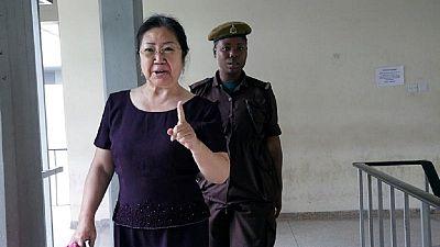 """Tanzanie : Yang Fenlan, la """"reine de l'ivoire"""", condamnée à 15 ans de prison"""
