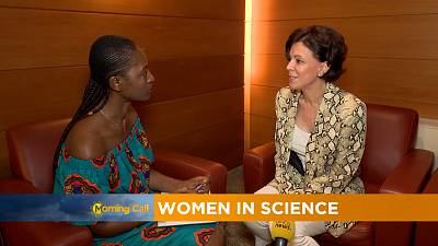Women in science [The Morning Call]