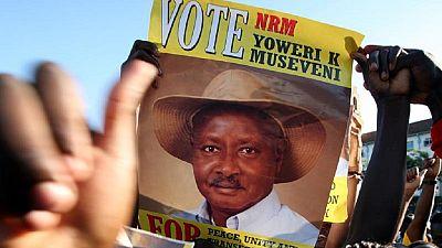 Uganda ruling NRM endorses Museveni's sixth term bid in 2021
