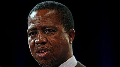 Zambie : l'opposition veut porter plainte contre le chef de l'Etat devant la CPI