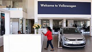 VW South Africa targets record output