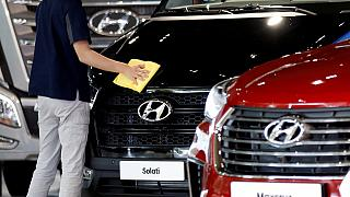 Korean auto giant, Hyundai, opens assembly plant in Ethiopia