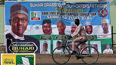 Buhari defeats Atiku in Obasanjo's polling unit