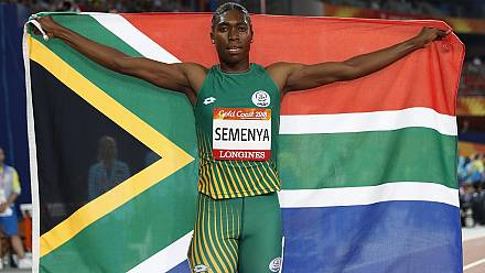 IAAF vs Caster Semenya: court to deliver verdict on March 26