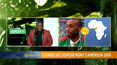 Mount Cameroon race of hope 2019