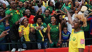 Cameroun : la Lionne Indomptable Gaelle Enganamouit prépare la relève