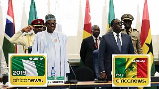 African giants, Senegal and Nigeria, elect presidents