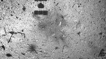 Japanese space probe lands on asteroid to seek origin of life