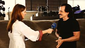 Winter at Tantora: music festival brings Yanni and other stars to Saudi Arabia