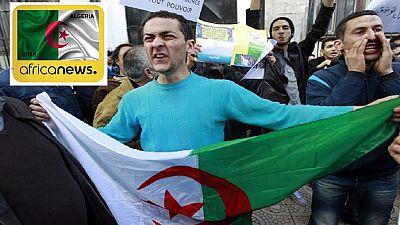 Algérie : début de rassemblements contre le 5e mandat du président Bouteflika