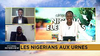 Les Nigérians aux urnes