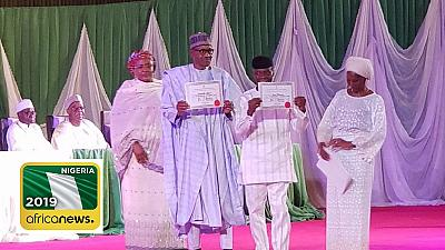 Nigeria poll hub: Buhari's reelection certified, African leaders felicitate