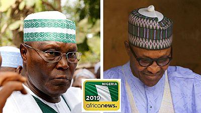 Nigeria-Élections : le vote des deux favoris