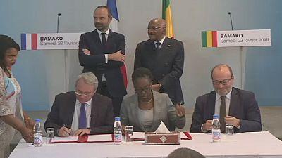 Le Mali et la France renforcent les liens militaires